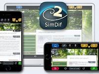 SimDif İOS'ta Web Sitesi Oluşturucu
